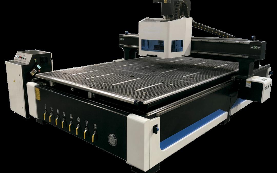Fresadoras CNC con cambio automático 1325-ATC